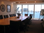 newport beach conference room with ocean view