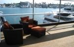 newport beach lounge